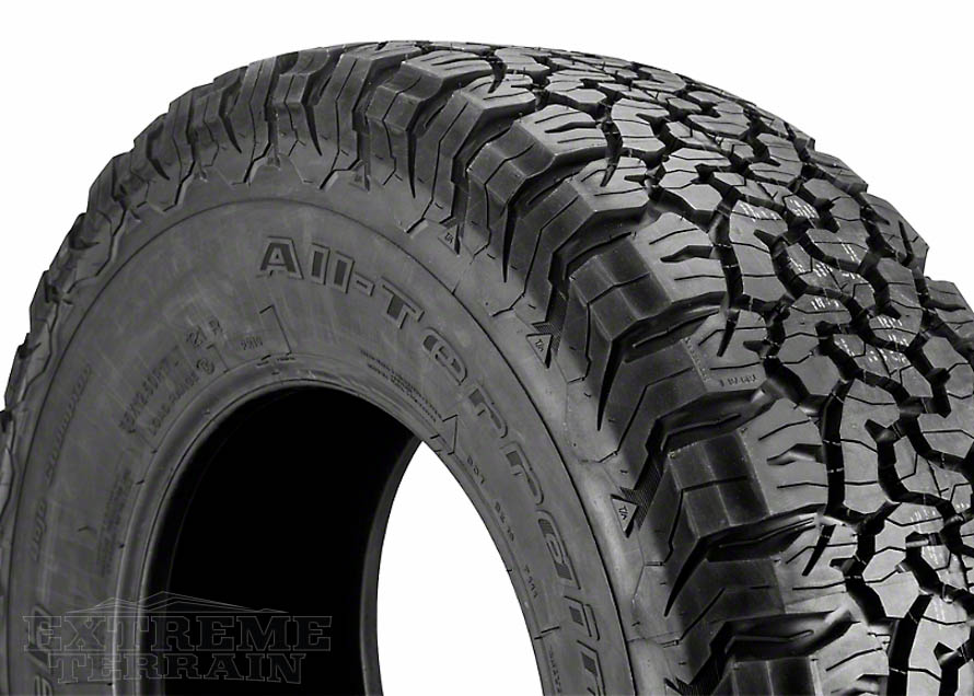 All-Terrain Wrangler Tire