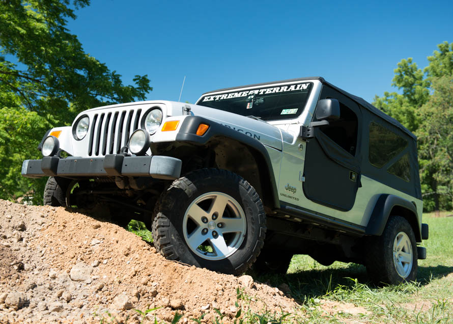 Cover a Jeep Wrangler Pinch Seam | ExtremeTerrain