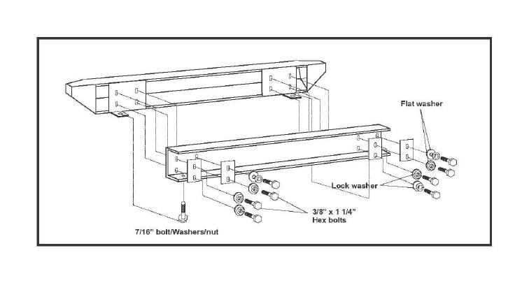 how to install redrock 4x4 rock crawler rear bumper w   tire carrier