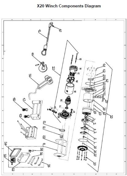 smittybilt xrc 10 wiring diagram control delta wiring