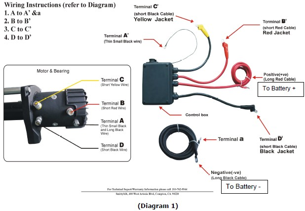 smittybilt x2o winch solenoid wiring diagram badland