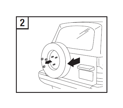 Aev Rear Bumper Tire Carrier  bo Wrangler Jk further 201705102428 also Mopar Spare Tire Mount Ski And Snowboard Carrier Thsc9033 M together with Gm 10 Bolt Front Axle Parts Diagram furthermore 12116 1020 07. on jk spare tire carrier