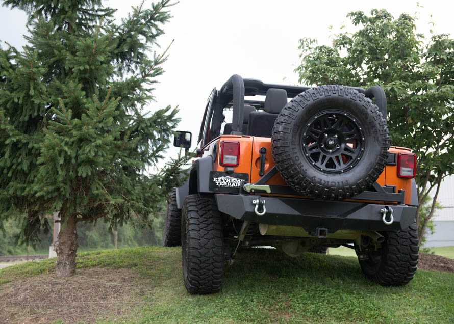 Everything About The Jk Wrangler Overview Model Guide