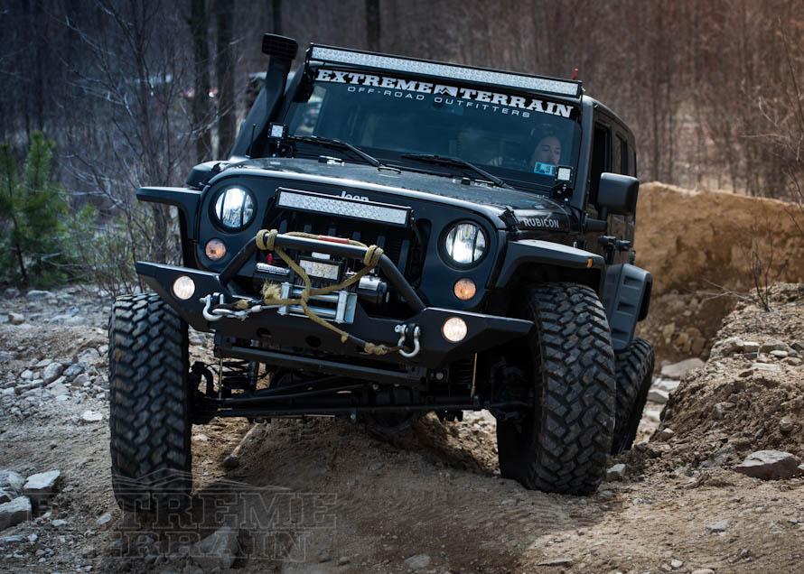 Jeep Wrangler Tj Build >> Jeep Wrangler Skid Plates Explained | ExtremeTerrain