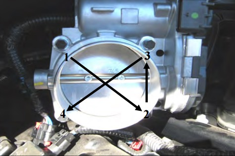 How to Install an AIRAID PowerAid Throttle Body Spacer on