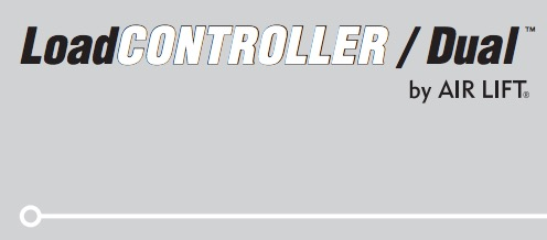 How to Install an Air Lift LoadController Dual Path On Board
