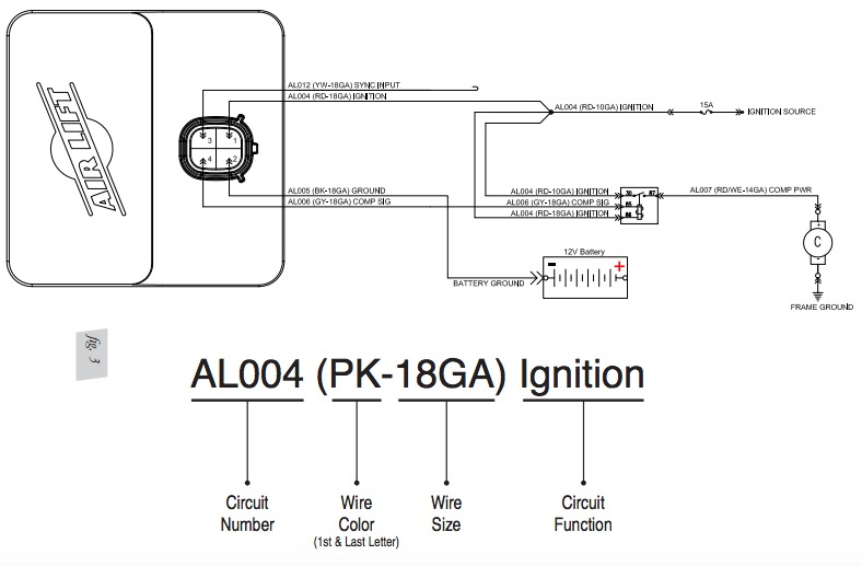 How to Install an Air Lift Wireless On Board Air System on ... Jeep Tj Wiring Schematic on nissan wiring schematic, dodge charger wiring schematic, jeep wrangler wiring schematic, hyundai santa fe wiring schematic, mg mgb wiring schematic, jeep cj5 wiring schematic, jeep liberty wiring schematic, dodge dakota wiring schematic, dodge ram wiring schematic, kia sportage wiring schematic, 1994 wrangler ignition schematic, jeep grand cherokee wiring schematic, jeep tj trailer wiring, ford wiring schematic, horn fuse jeep wiring schematic, jeep comanche wiring schematic,
