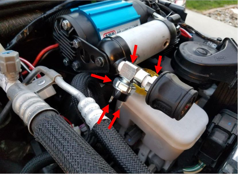 Swell How To Install Arb High Output Air Compressor 87 17 Wrangler Yj Tj Wiring 101 Cranwise Assnl