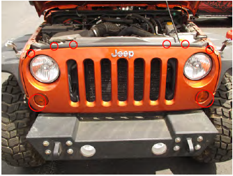 How to Install Axial LED Halo Headlights w/ DRL & Amber Turn ... Jeep Drl Halo Headlight Wiring Diagram on