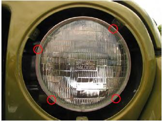 How to Install Axial LED Halo Headlights w/ DRL & Amber Turn ... Jeep Tj Headlight Wiring Diagram on jeep tj headlight bezel, jeep tj headlight bulb, jeep xj headlight wiring,