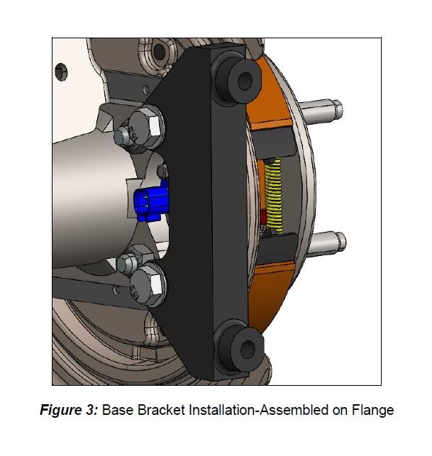 How To Install Baer 14 In Rear Pro Brake Kit 07 18