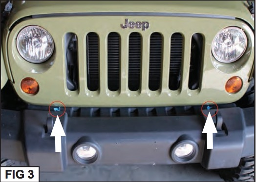How To Install A Barricade Trail Force Hd Front Bumper On