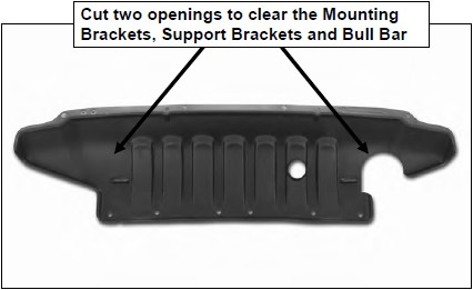How To Install Barricade Hd Bull Bar W Skid Plate Amp 20 In