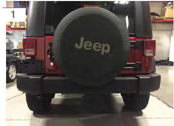 How To Install Barricade Vision Series Rear Bumper Amp Tire