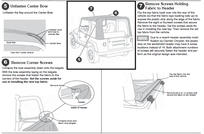 how to install bestop soft top replace-a-top clear windows