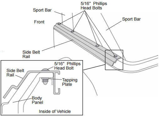 jeep wrangler yj soft top parts diagram html