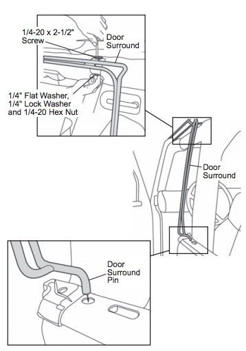 how to install a bestop trektop on your 2007