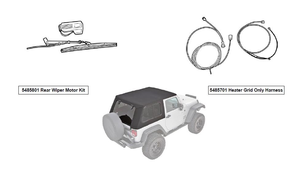 How To Install Bestop Trektop Pro 0717 Wrangler Jk 2door On Your. Options Available Accessories. Jeep. Jeep Wrangler Rear Window Defrost Auto Wiring Diagram At Eloancard.info