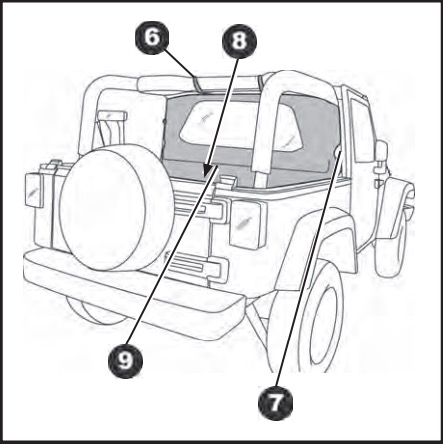 How To Install A Bestop Windjammer On Your 2007 2017 Jeep Wrangler