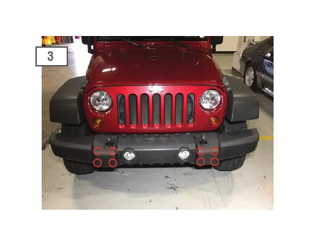 Jeep Fog Lights Wiring Diagram : Jeep wrangler front fenders on jeep wrangler fog light wiring