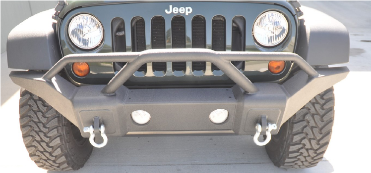 How to Install DV8 OffRoad Steel Stubby Front Bumper w Fog – Jeep Factory Fog Light Wiring
