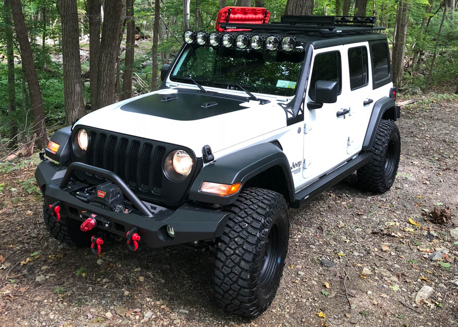 Jeep Jk Mods >> Exterior Mods The Many Faces Of The Jeep Wrangler