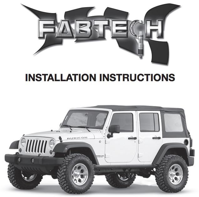 4in long arm suspension lift kit for 2012 2017 jeep jk. Black Bedroom Furniture Sets. Home Design Ideas