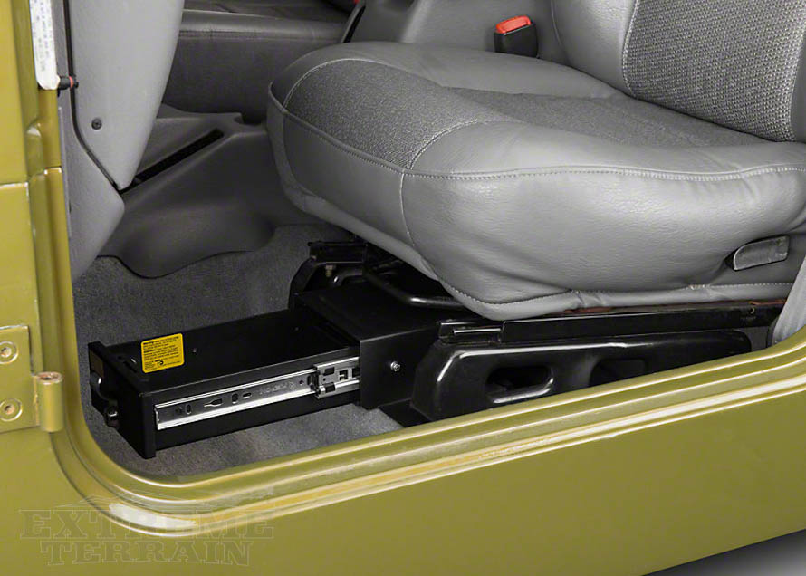 firearm storage solutions for your jeep wrangler