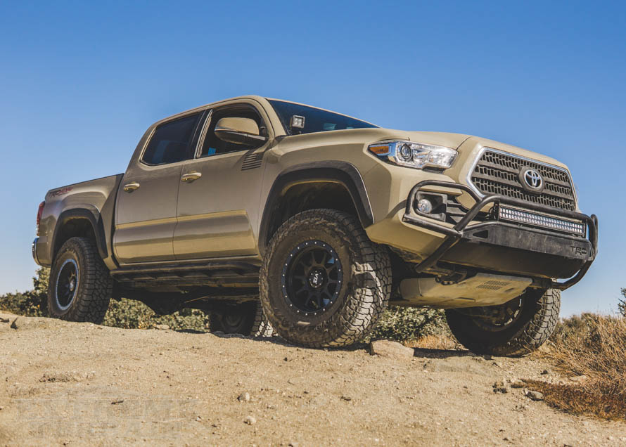 2016 Toyota Tacoma Lifted >> How To Choose A Lift Kit For Your Toyota Tacoma