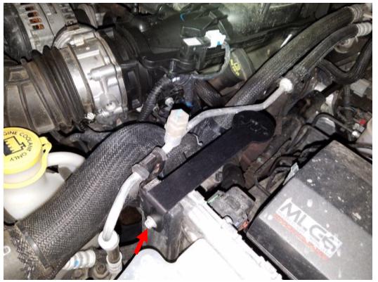 How to Install JLT V3 0 Black Oil Separator - Driver Side
