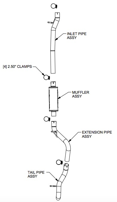 2003 jeep liberty exhaust parts diagram  u2022 wiring diagram