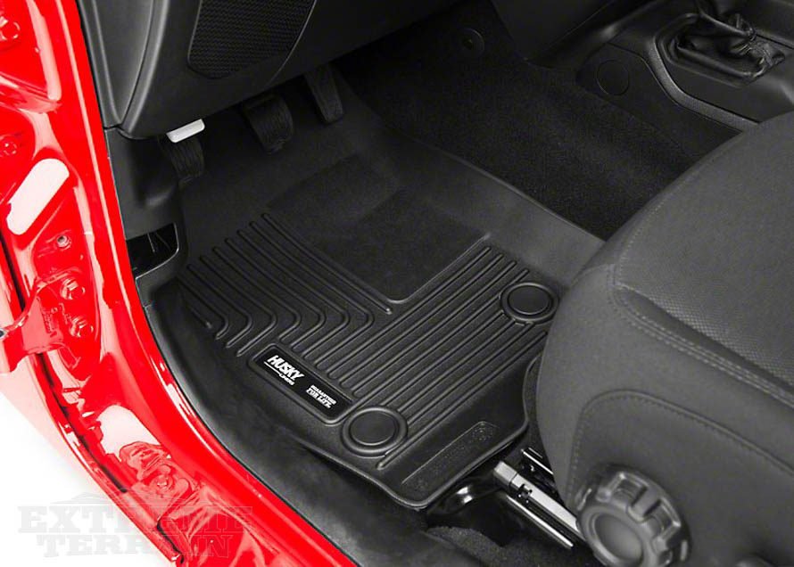 Maintaining Your Wrangler S Flooring Carpeting And Floor Mats