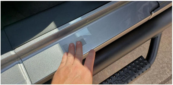 How to Install Mopar Door Sill Guards - Stainless Steel