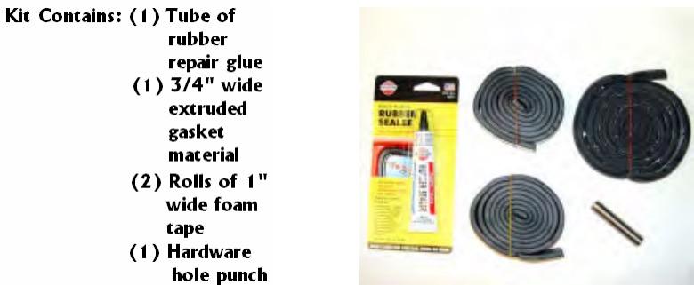 3m windshield repair kit instructions
