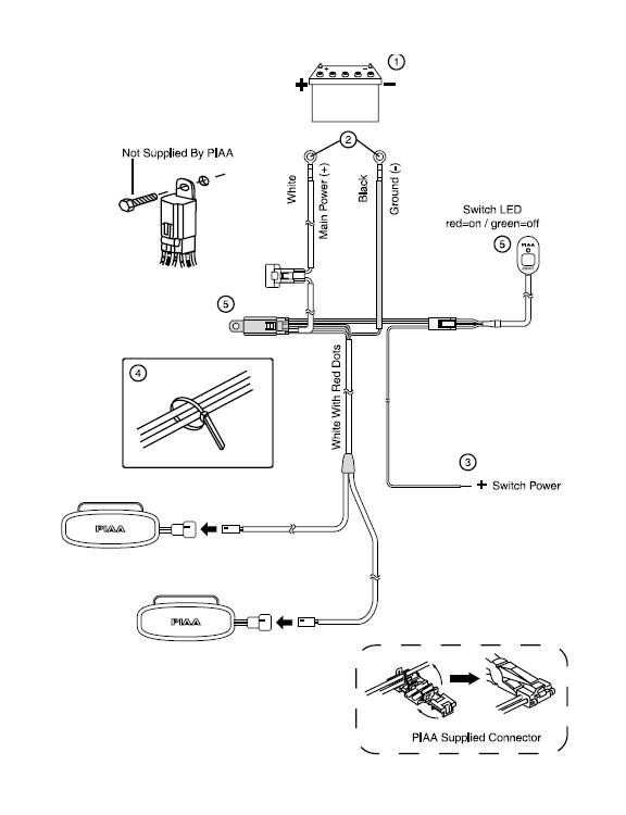 How to Install PIAA 2100 Series Xtreme White Halogen Lights - Fog Beam -  Pair on your 87-18 Jeep Wrangler YJ, TJ, JK & JL   ExtremeTerrainExtremeTerrain