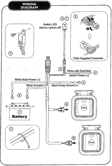 Piaa Fog Light Wiring Diagram from lib.extremeterrain.com
