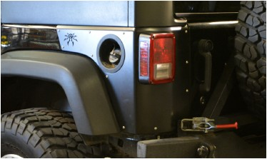 How To Install Poison Spyder Trail Corner Guards W Round