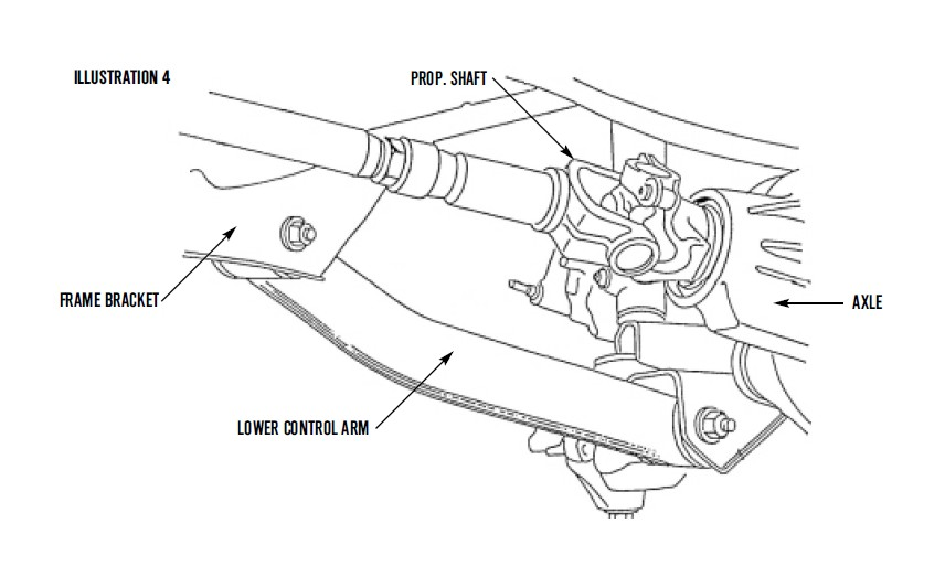 how to install pro comp steering stabilizer  large cylinder on your wrangler