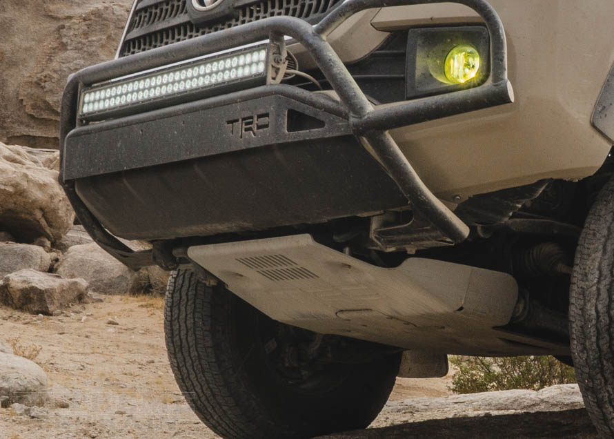 What Is A Skid >> Protecting Your Tacoma S Underside With Skid Plates Extremeterrain
