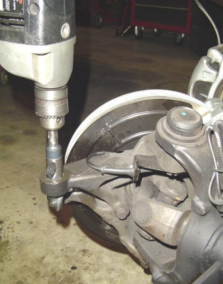 Rock Krawler Tie Rod Ends : How to install rock krawler front sway bar disconnects on