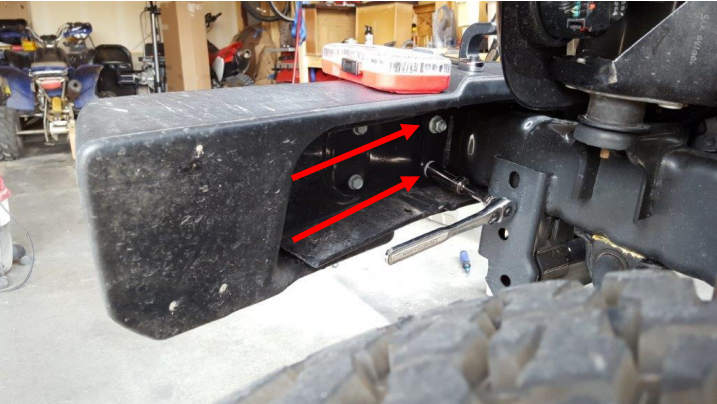 Wrangler Rough Country Modular Front Winch Plate Bumper on 2007 Jeep Wrangler Fog Light Wiring
