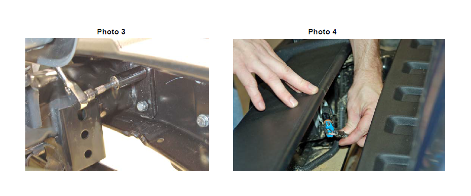 winch mounting plate instructions