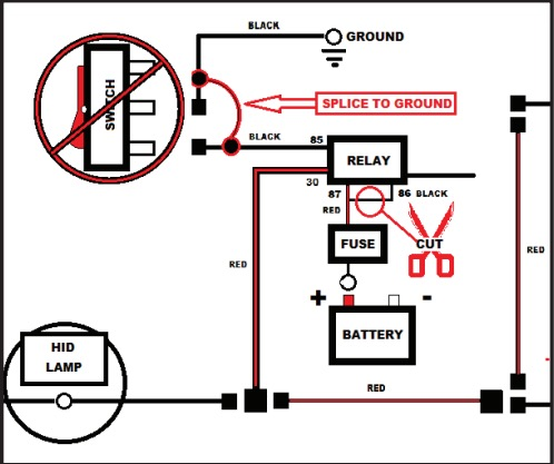lighted rocker switch wiring diagram 120v how to install a rugged ridge two position rocker switch ... rugged ridge rocker switch wiring diagram