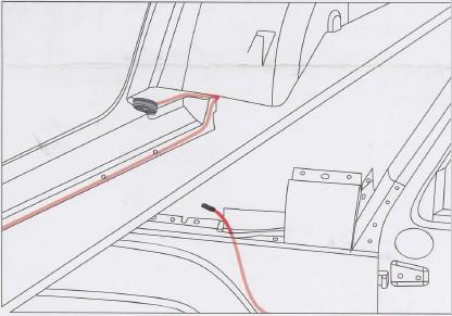 how to install rugged ridge 4 piece led rock light kit. Black Bedroom Furniture Sets. Home Design Ideas