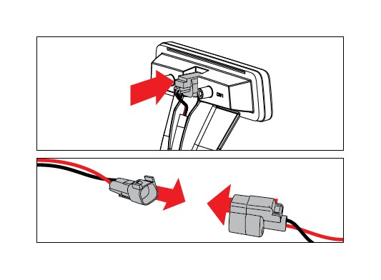 How to Install Rugged Ridge Accessory ke Light LED Ring ... Jeep Yj Wiring Diagram Breaks on