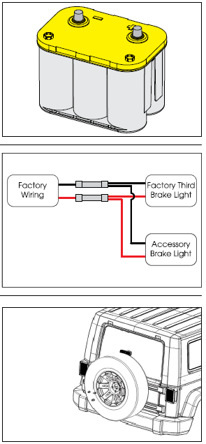 How to Install Rugged Ridge Accessory ke Light LED Ring ... Jeep Tj Light Wiring Diagram on jeep tj hvac diagram, jeep tj fuse diagram, chrysler crossfire wiring diagram, jeep zj wiring diagram, jeep cherokee wiring diagram, alfa romeo spider wiring diagram, jeep tj sub wire diagram, isuzu hombre wiring diagram, cadillac xlr wiring diagram, mercury capri wiring diagram, jeep tj serpentine belt diagram, jeep tj vacuum diagram, jeep j20 wiring diagram, daihatsu rocky wiring diagram, mitsubishi starion wiring diagram, jeep wrangler wiring diagram, jeep jk wiring diagram, jeep tj transmission diagram, sprinter rv wiring diagram, bentley continental wiring diagram,