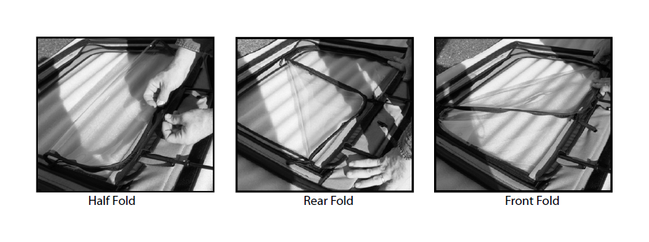 How To Install Rugged Ridge Black Rear Upper Soft Doors