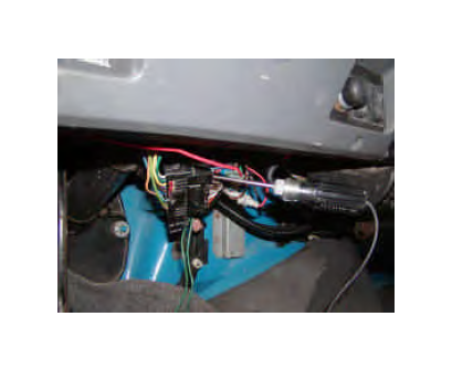 Locate and determine the wires needed. A wiring diagram and/or test light will be helpful. Mirror Wiring