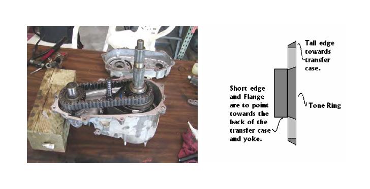 Rugged Ridge 18676.72 Mega-Short Slip-Yoke Eliminator Kit for 87-06 with NP231 Transfer Case