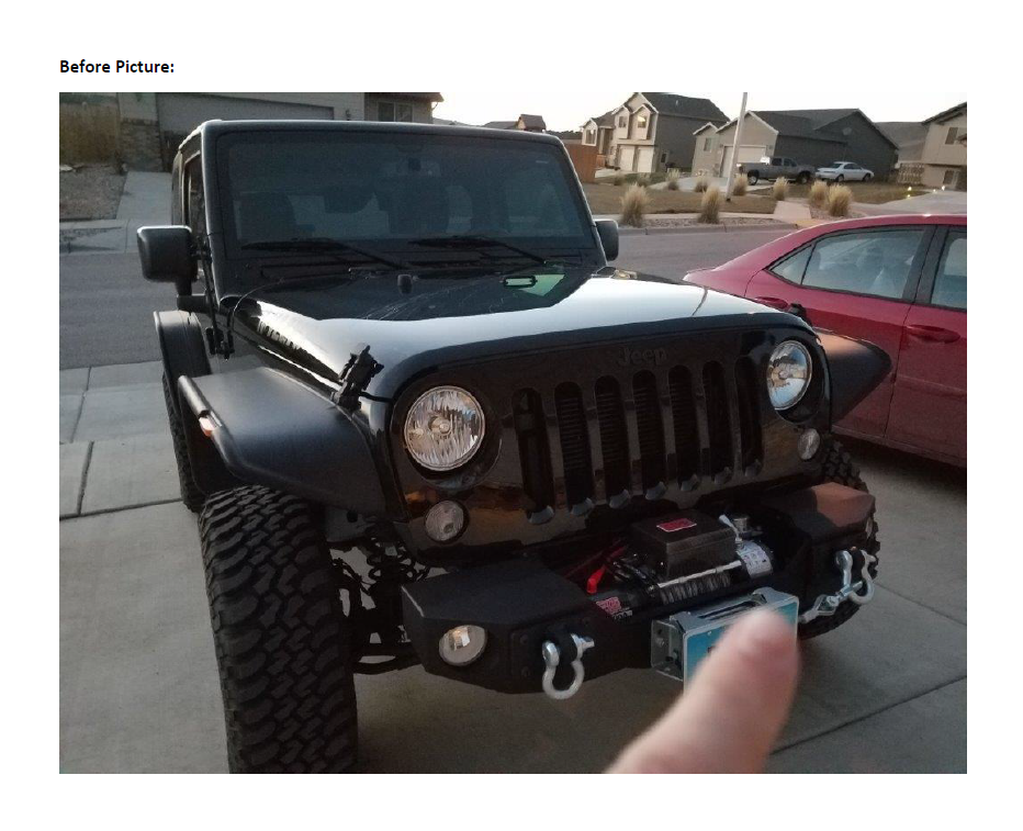 How to Install Rugged Ridge Spartan Grille w Star Insert on your – Jeep Spartan Wiring